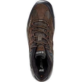 Hi-Tec Wild-Fire Low i WP Shoes Men chocolate/burnt orange